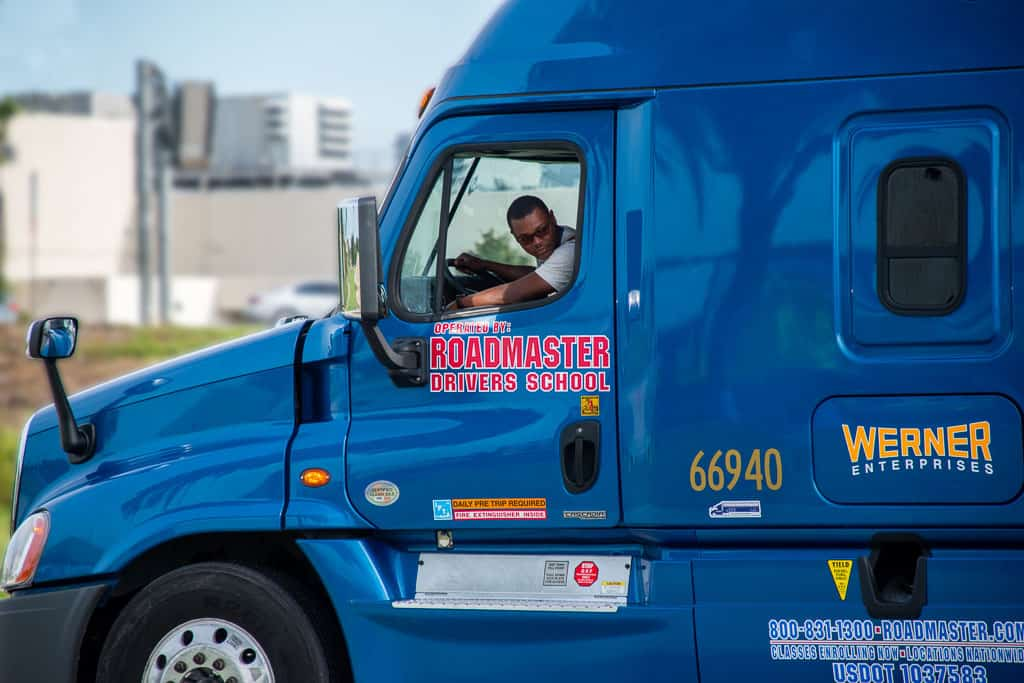 CDL Training & Truck Driving School - Roadmaster Drivers School